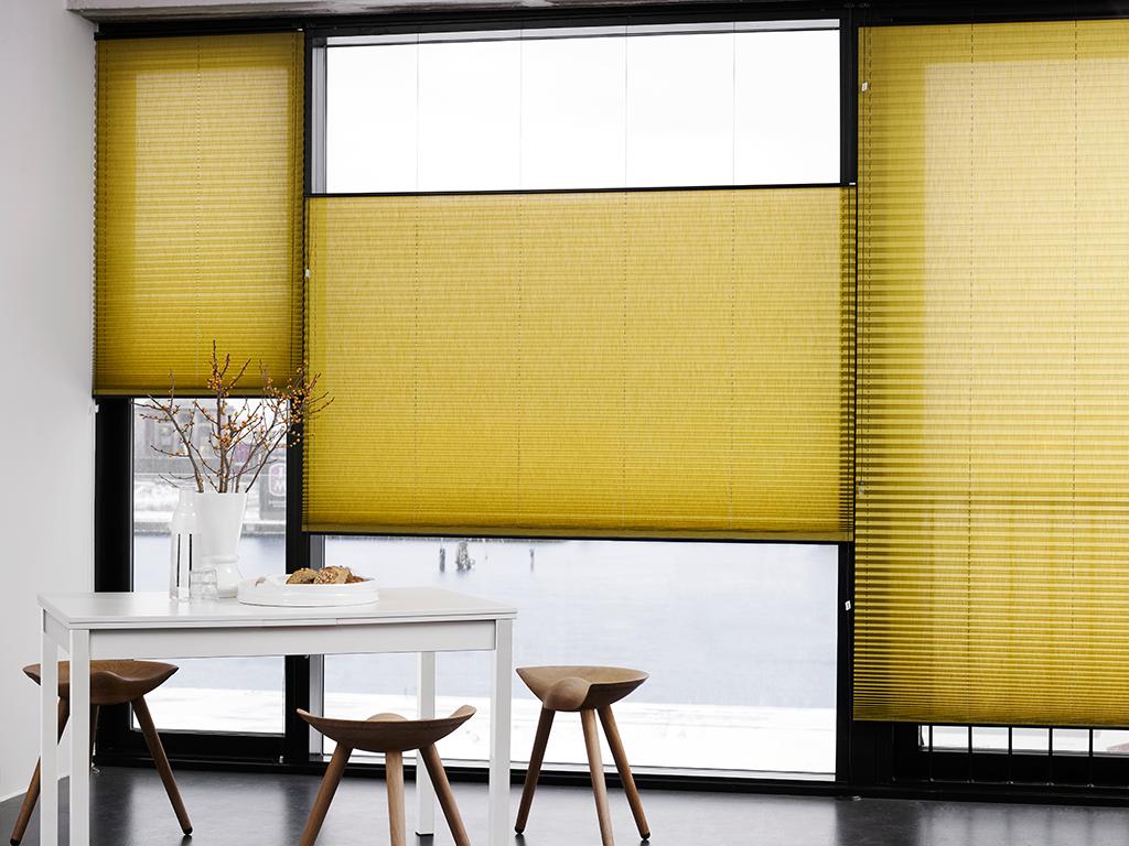 gule plisse gardiner